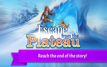 Escape from the Plateau Puzzle スクリーンショット5