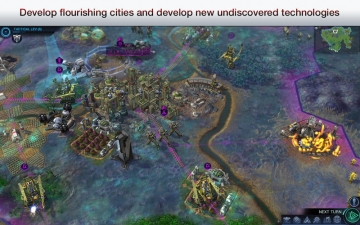 Civilization: Beyond Earth スクリーンショット2