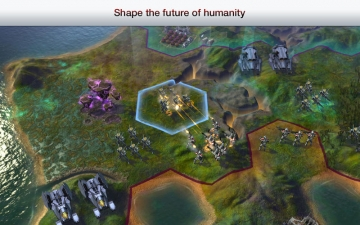 Civilization: Beyond Earth スクリーンショット5