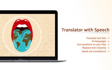 Translator with Speech Pro スクリーンショット1