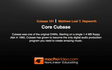 Course For Cubase 101 スクリーンショット1