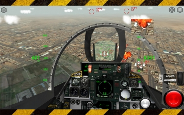 AirFighters - Combat Flight Simulator スクリーンショット2