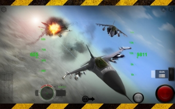 AirFighters - Combat Flight Simulator スクリーンショット5