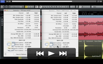 Mastering Toolbox for Cubase 7.5 スクリーンショット4
