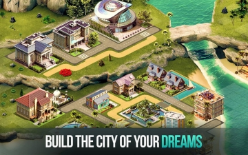 City Island 4 Sim Town Village スクリーンショット2