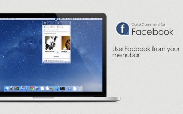 App Face for Facebook - app for Facebook Messenger with desktop notifications スクリーンショット2