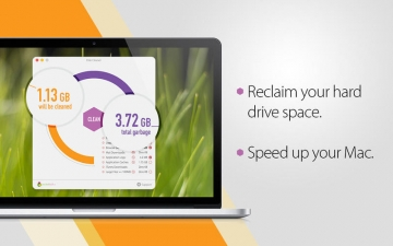 Disk Cleaner - Free Your Hard Drive Space, Clean Cache, Tune Your Mac スクリーンショット2