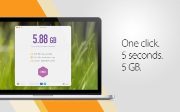 Disk Cleaner - Free Your Hard Drive Space, Clean Cache, Tune Your Mac スクリーンショット4
