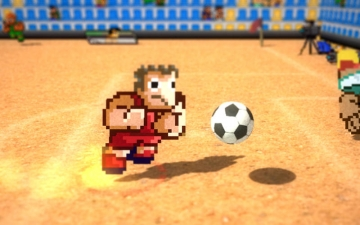 Worldy Cup - Super power soccer スクリーンショット2