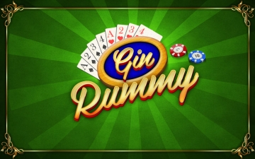 Gin Rummy: Casino Card Game スクリーンショット1