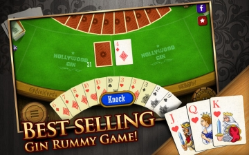 Gin Rummy: Casino Card Game スクリーンショット2