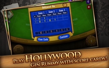 Gin Rummy: Casino Card Game スクリーンショット5