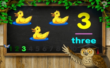 Count 1 to 10 Free - Mrs. Owl's Learning Tree スクリーンショット3