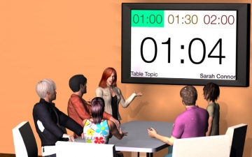 Speech Timer for Toastmasters スクリーンショット1