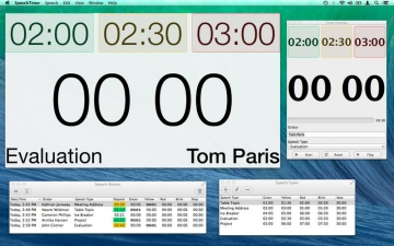 Speech Timer for Toastmasters スクリーンショット4