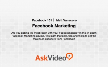 AV for Facebook Marketing 101 スクリーンショット1