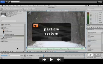 Course For After Effects Secrets of Particle Playground スクリーンショット4