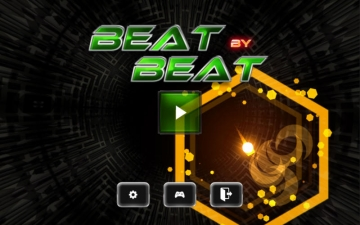 Beat By Beat - A Rhythm Action Game スクリーンショット2