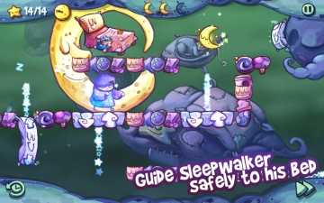 Sleepwalker's Journey HD FREE スクリーンショット4