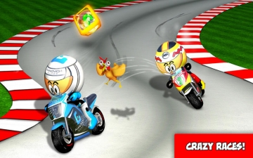 MiniBikers: The game of mini racing motorbikes スクリーンショット1