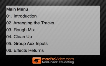 Course For Mixing Pop in Pro Tools スクリーンショット3