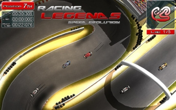 Racing Legends : Speed Evolution スクリーンショット2