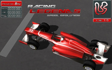 Racing Legends : Speed Evolution スクリーンショット3