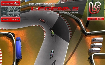 Racing Legends : Speed Evolution スクリーンショット4