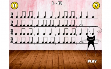 Rhythm Cat - Learn To Read Music スクリーンショット2