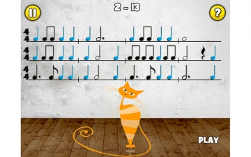 Rhythm Cat - Learn To Read Music スクリーンショット4