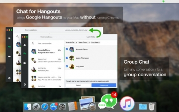 Chat for Hangouts - Message & Video Call スクリーンショット5