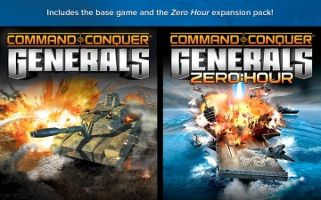 Command & Conquer™: Generals Deluxe Edition スクリーンショット1