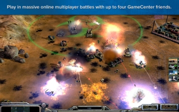 Command & Conquer™: Generals Deluxe Edition スクリーンショット2