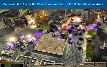 Command & Conquer™: Generals Deluxe Edition スクリーンショット5