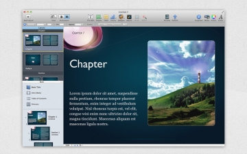Templates for iBooks Author Free スクリーンショット4