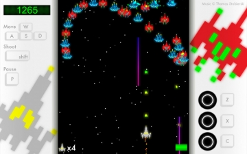 Invaders from Space スクリーンショット2