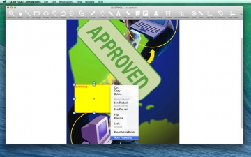 Annotations App by LEADTOOLS スクリーンショット2