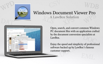 Windows Document Viewer Pro スクリーンショット1