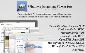 Windows Document Viewer Pro スクリーンショット2