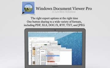 Windows Document Viewer Pro スクリーンショット3