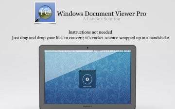 Windows Document Viewer Pro スクリーンショット4