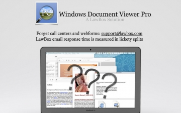 Windows Document Viewer Pro スクリーンショット5