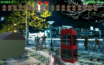 Zombie Attack Shooter スクリーンショット4