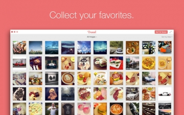 Pixfeed- Photo gallery for Instagram, Facebook, Twitter, Tumblr, Flickr. スクリーンショット3