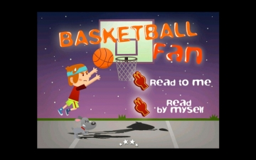 Basketball Fan-Children's Story Book スクリーンショット1