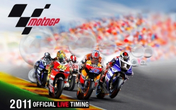 MotoGP 2011 Official Live Timing - Premium Pass スクリーンショット1