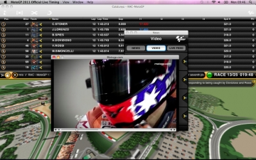 MotoGP 2011 Official Live Timing - Premium Pass スクリーンショット5