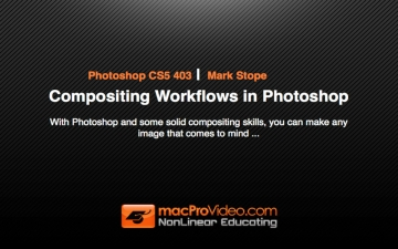 Course For Photoshop CS5 - Compositing スクリーンショット1