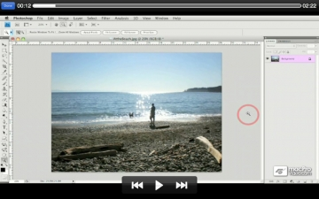 Course For Photoshop CS5 - Compositing スクリーンショット4
