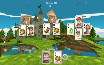 Chain Solitaire Royale スクリーンショット4